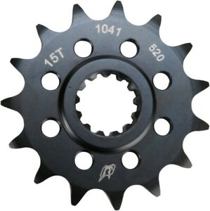 Yamaha YZF-R6 2003-2016 Driven Steel Front Sprocket 1041-520-15T