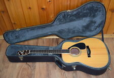 Yamaha Model FG-461S Acoustic Guitar With HSC Kaohsiung Factory 1994-1997