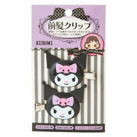 KUROMI Bangs Hair Clip SANRIO Japan
