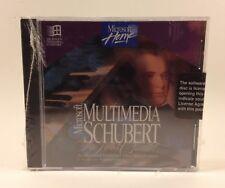 Microsoft Multimedia - Schubert (CD ROM) The Trout Quintet - Classical Music VTG