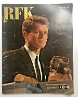 VINTAGE RFK THE BOB KENNEDY WE KNEW BY THE EDITORS OF LOOK MAGAZINE 1968