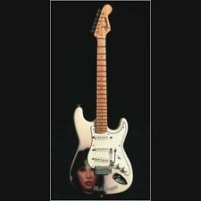 Baby Axe Mick Jagger Stratocaster Guitar Miniature Instrument 25 cm Boxed Gift