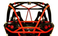 CANAM  MAVERICK MAX 4 SEAT RACEPACE BACKBONES ~ RED