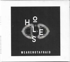 We Are Not Afraid Holes CD Album