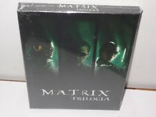matrix - trilogia -  reeves - dvd