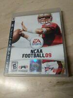 NCAA Football 09 PlayStation 3 PS3