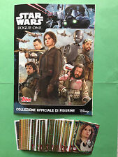 Album Star Wars Rogue One Topps + set completo