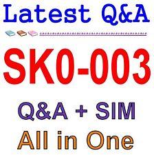 CompTIA Server+ SK0-003 Exam Q&A PDF+SIM