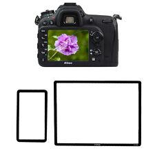 FOTGA LCD Screen Protector Optical Glass Film For Nikon D7100 DSLR Camera NEW