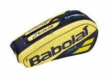 Babolat Pure Aero Rh x6 2019 Tennis Bag Pure Black Yellow Racket Racquet 751182