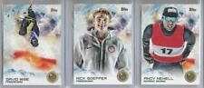 NICK GOEPPER FREESKIING 2014 TOPPS US OLYMPIC & PARALYMPIC GOLD MEDAL #39