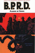 Mike Mignola's B.P.R.D.: Plague of Frogs v. 3, Good Condition Book, Davis, Guy,