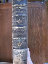 Old Antique Book 'Dictionary of the Bible' Hastings, T & T Clark Volume 2 1903