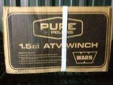 Warn winch 1500lb