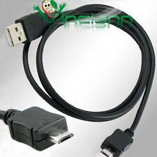 CAVO DATI USB e caricabatterie per Samsung S8500 WAVE