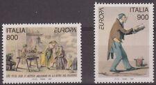ITALIA 1997 EUROPA STORIE E LEGGENDE SERIE COMPLETA 2 VALORI NUOVI