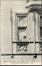 18 - cpa - BOURGES - Palais Jacques Coeur