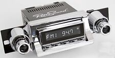 Retrosound 1957 Chevy Belair Radio Bluetooth Aux Laguna