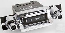 1957 Chevy Radio Bluetooth Retrosound Aux USB Hermosa