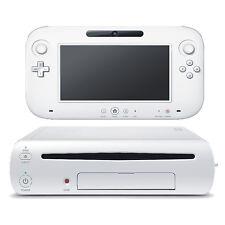 Nintendo Wii U - White Console