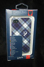 DANIEL CREMIEUX COQUE FASHION BACK CASE + SCREEN PROTECTOR FOR IPHONE 4, 4S