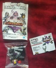 Hasbro Kre-O Transformers Kreon Micro Changers Collection 2 Bombshell Hardshell
