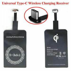 Type C Charging Receiver QI Wireless Charger Module For Android USB-C Cell Phone