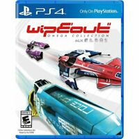 Wipeout: Omega Collection (English/Chi Ver) for PS4 Sony Playstation 4