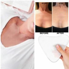 Silicone Anti Wrinkle Eliminate Chest Pads Reusable Overnight Improve Sleep