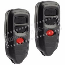 2 Replacement For 1998 1999 2000 2001 2002 2003 Isuzu Rodeo Car Key Fob Remote