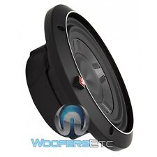 "ROCKFORD FOSGATE P3SD4-12 12"" 800W SHALLOW MOUNT 4-OHM SUBWOOFER BASS SPEAKER"