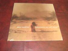 BEN HARPER DIAMONDS ON THE INSIDE ORIGINAL 2003 VIRGIN RECORDS DOUBLE LP SET