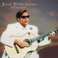 JOSE FELICIANO - AFFIRMATION   CD NEW+