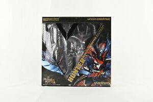 Vulcanlog Revoltech Monster Hunter 180mm Action Figure HUNTER NIB
