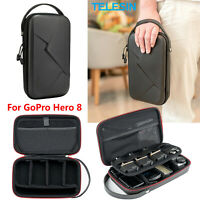 For GoPro Hero 8 Camera Hard EVA Storage Bag Carry Case Compact Organizer Pouch