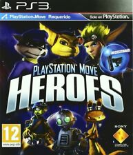 Play Station 3 Playstation Move Heroes PG PS3 Game DISC ONLY