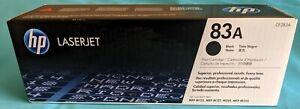 HP 83A Genuine LaserJet Toner Cartridge Black CF283A New Sealed
