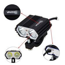 5000LM 30W 2x XM-L T6 LED Motorcycle Spot Light Driving Headlight Foglight Lamp