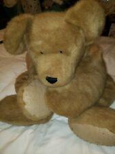 "Large Rare Boyds Bear Thomas T Rugsley 40""  Plush Bear  Rug Hugger"