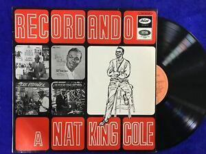 NAT KING COLE LP VINILO RECORDANDOA NAT KING COLE - NOCHE DE RONDA AT LAST