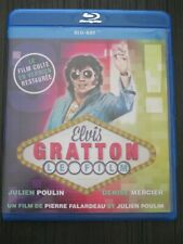 Elvis Gratton Le Film Blu-Ray Comedy Quebec Julien Poulin French language