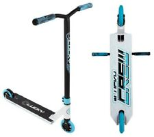 Lucky Crew Complete Pro Kick Stunt Scooter White/Blue 2019 New