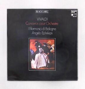"""Vivaldi - Concertos Pour Orchestre - Ephrikian - NM - 12"""" Vinyl - HM B 1012"""