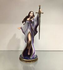 Panthea Fairy With Panther 29cm Nemesis Now Fantasy Gothic