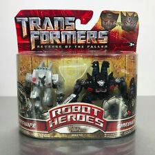 Transformers Robot Heroes SIDESWIPE & SIDEWAYS 2-Pack ROTF NIB