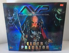 "Hot Toys MMS16 CE AVP Alien vs Predator 1:6 Scale Elder Predator 12"" Figure NEW"