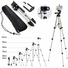 Camera Tripod Stand Holder Mount Professional for iPhone Samsung Cell Phone+Bag