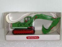"Wiking ( 660/4C ) - O & K Raupenbagger "" WIMO BAU "" ,  OVP"