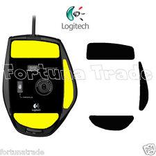 Ersatz Mausfüße Logitech G9 oder G9x Gleitfüße Lasermaus Mouse Feet