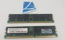 HP 261585-041 1GB DDR 266 CL2.5 ECC PC2100R-25331-Z MEMORY